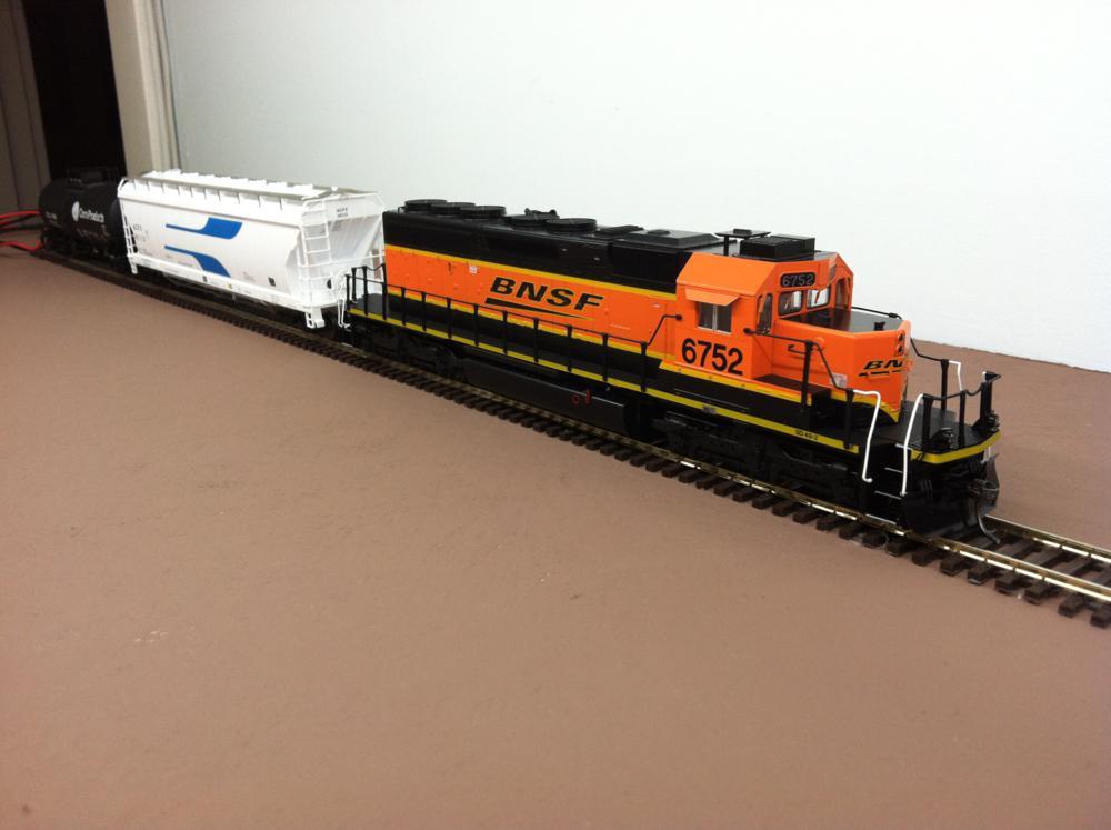 Proto:87 Test Train