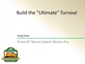 "Build The ""Ultimate"" Turnout"