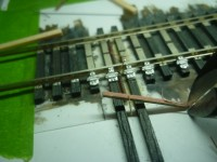 Attaching PCB ties to points