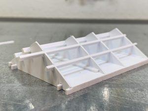 Arctic Refrigeration Dock Canopy