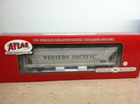 Atlas Master Western Pacific Hopper Raffle Prize