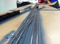 A nice view of Bert's great trackwork.