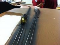 Another view of Bert's great trackwork.