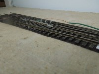Switch-Works Built - Proto:87 Turnout Frog and Guard Rails