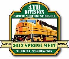 4D PNR NMRA 2013 Spring Meet