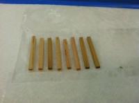 Test tie strip