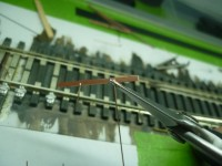 Attaching wire to PCB ties