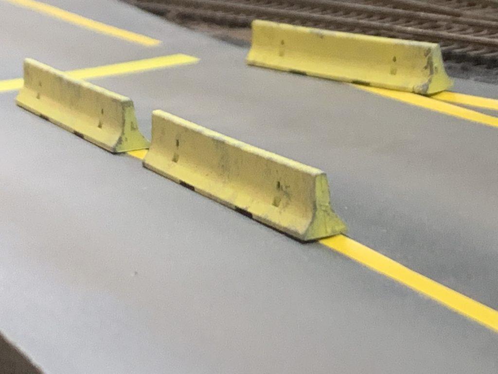BLMA K-Rail Barriers